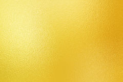 Shining gold foil Royalty Free Stock Image
