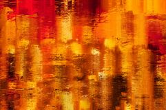 Free Shining Gold, Yellow And Orange Abstract Background Royalty Free Stock Images - 125373439