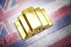 hawaii gold reserves royalty free illustration