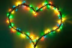 Free Shining Heart Stock Photography - 17871112
