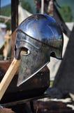 Shining helmet Royalty Free Stock Photography