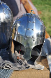 Shining helmet Royalty Free Stock Photography