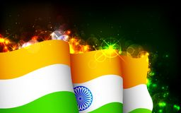 Shining India Stock Image