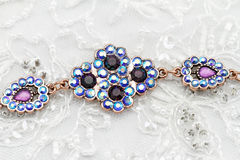 Shining jewel Stock Photography