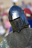 Shining Knight. A Knight In Shining Armour Royalty Free Stock Photography