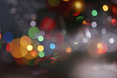 Shining light. Background in new year eve Stock Photos