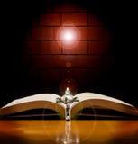 Shining a Light on Faith Royalty Free Stock Photography