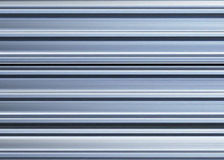 Shining metal roofing sheets Royalty Free Stock Images