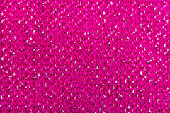 Shining pink material Stock Photo