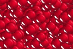 Shining scales and bubbles holiday wallpaper Royalty Free Stock Images