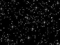 Shining stars Stock Images