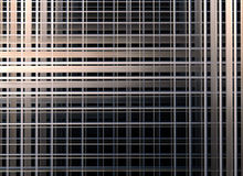 Shining steel texture Stock Photography