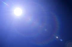 Shining sun Royalty Free Stock Photography