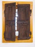 Shining window Royalty Free Stock Image