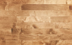 Shining wooden parquet, background texture Royalty Free Stock Image