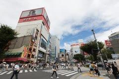 Shinjuku à Tokyo, Japon Images stock