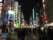 Shinjuku, μητρόπολη του Τόκιο, Ιαπωνία στοκ φωτογραφία