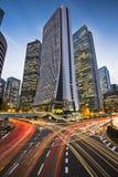 Shinjuku, токио, Япония Стоковые Изображения RF