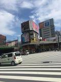 Shinjuku photo libre de droits