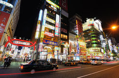 Free Shinjuku Stock Photography - 20526902