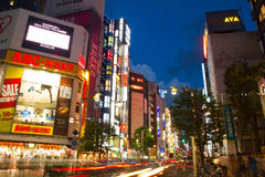 Shinjuku Royalty Free Stock Images