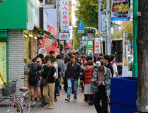 Shinjuku Arkivfoto