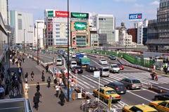 Shinjuku Photos libres de droits