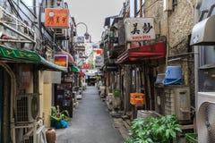Shinjuku Arkivfoton
