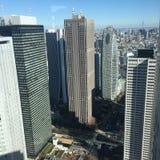 Shinjuku Royaltyfria Foton