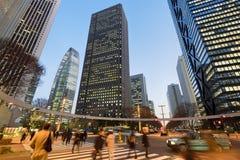 Shinjuku-Bezirk, Tokyo - Japan Stockfotografie