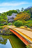 Shinjuku Gyoen National Garden Royalty Free Stock Image