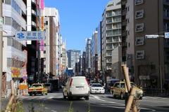 Shinjuku Japón Foto de archivo libre de regalías