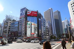 Shinjuku Japan Lizenzfreies Stockbild