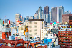 Shinjuku Japan Cityscape Royalty Free Stock Photography