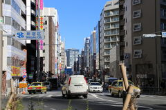 Shinjuku Japan Royalty Free Stock Photo