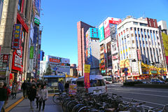 Shinjuku Japan Royalty Free Stock Images