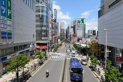Shinjuku, Japan Royalty Free Stock Images