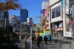 Shinjuku Japonia Obrazy Stock