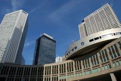 Shinjuku område Royaltyfri Bild