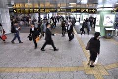 Shinjuku-Station Stockbilder