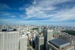 Shinjuku subcenter Stock Images