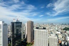 Shinjuku subcenter Stock Photo