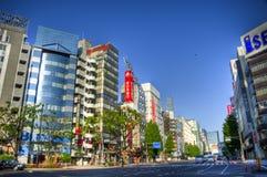 Shinjuku, Tokio Obrazy Royalty Free