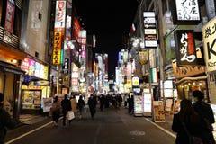 Shinjuku Tokyo fotografia stock