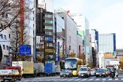 shinjuku Tokyo Fotografia Royalty Free