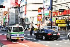shinjuku Tokyo Obrazy Royalty Free