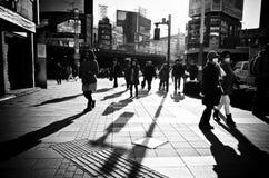 Shinjuku, Tokyo Fotos de Stock Royalty Free