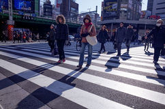 Shinjuku, Tokyo Imagens de Stock