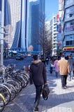 Shinjuku, Tokyo Royalty Free Stock Photography