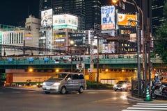 Shinjuku in Tokyo, Japan. Stock Photos
